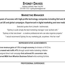 Sample Resume Summary Statement Interesting Sample Resume Summary Statements About Achievements with 45
