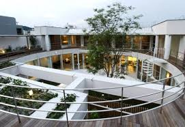 green eco office building interiors natural light. House Like A Museum By Edward Suzuki Is Stunning Green Oasis Flooded With Natural  Light Green Eco Office Building Interiors Natural Light T