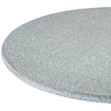 polished granite vinyl fitted table cover 344600