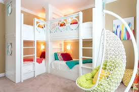 hanging chairs for bedrooms for kids. Hanging Beds For Kids Chairs Rooms With Square Decorative Pillows Transitional And Four Bedrooms L