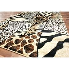 cheetah area rug amazing the most new property plan print