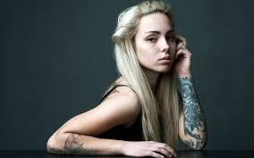 девушка в татуировках девушки с тату обои Hd 4k 3794 2160