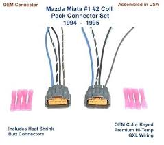 mazda coil wiring sgpropertyengineer com mazda coil wiring ignition coil pack engine harness connector plug pigtail set mazda rx8 coil wiring