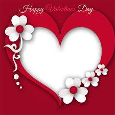 valentine heart frame.  Heart To Valentine Heart Frame MakePhotoGreetingscom