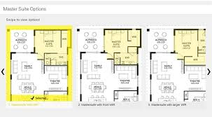 the herald master suite layouts by smart homes for living