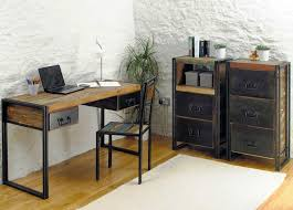 antique desks for home office. Vintage Industrial Furniture Home Office Antique Desks For A