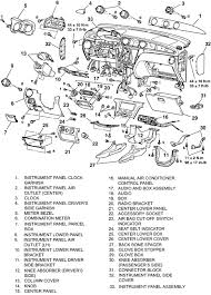 repair guides interior instrument panel, pad, and dashboard 2005 Outlander Wiring Diagram 2003 Outlander #42