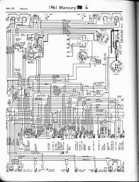 1966 mercury wiring diagram 1966 wiring diagrams online mercury wiring diagrams the old car manual project