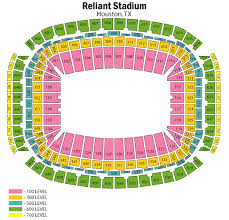 Houston Rodeo Seating Chart 2017 Stadium Floor Plan Online Charts Collection
