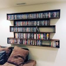 cd and dvd storage ideas
