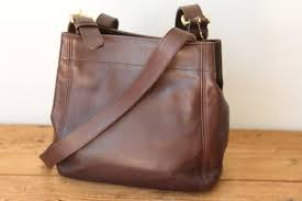 Coach Brown Leather Waverly Soho Buckle Bag 4157  Coach   Etsy