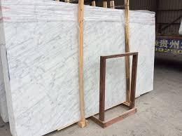 affordable polished italian white bianco carrara carrera marble slab for for 3cm countertop kitchen renovations