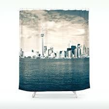 skyline shower curtain skyline shower curtain city skyline shower curtain target