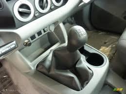 2011 Toyota Tacoma Regular Cab 4x4 5 Speed Manual Transmission ...