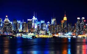 New York Night Wallpaper on WallpaperSafari