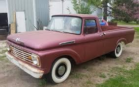 Canadian Market Unibody: 1962 Mercury M100 in Minnesota | Bring a ...