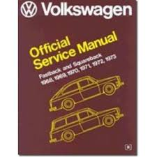 vw books vw manuals vw dvds and how to videos for aircooled vws volkswagen fastback squareback official service manual type 3 1968 1969