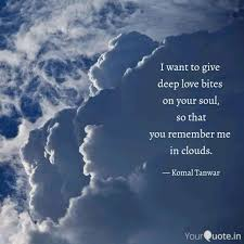 I Want To Give Deep Love Quotes Writings By Komal Mandeep