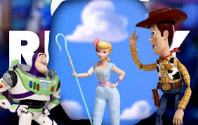 screenshot of the new toy story 4 teaser trailer credit press