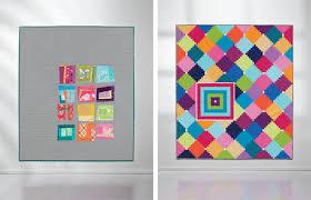 "American quilt revival 2: modern quilts (+ fabric giveaway ... & Quilts from Modern Quilts from the Blogging Universe "" Adamdwight.com"