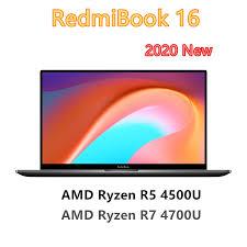 <b>Xiaomi RedmiBook 16</b> Laptop Ryzen 7 4700U 16GB DDR4 512GB ...