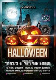 halloween template flyer free halloween templates for flyer best 25 free and premium