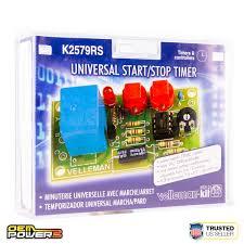 Start 15 Minute Timer Details About Velleman Kit K2579 K2579rs Universal Start Stop Timer Controller 0 15 Minutes