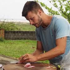 Nhac GNT - Rodrigo Hilbert ensina a fazer sushi | Tempero de Família