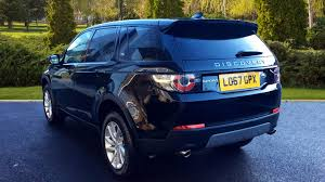 land rover 2018 black. land rover discovery sport td4 se tech estate, diesel, in black, 2018 - land rover black