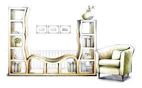 Interior Design Drawing Drawing Skill