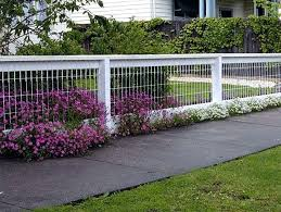 wood and wire fences. Wire And Wood Fence Designs For Front Yards Yard Ideas Fencing . Fences