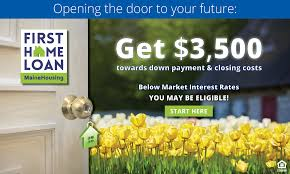 welcome to the website first home loan promo picture