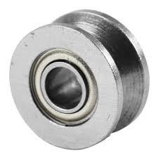 ball bearings. 10pcs-v624zz-v-groove-ball-bearing-pulley-for- ball bearings