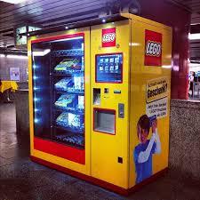 Lego Vending Machine Magnificent LEGO Vending Machine Via Instagram InstagrampRQrQywRVuf Alex