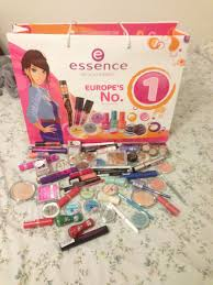 essence cosmetics canada new collection preview event pictures and huge swag bag haul
