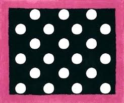 polka dot area rugs bathroom pink rug gray target