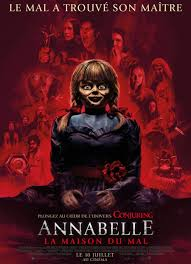 Annabelle Comes Home แอนนาเบลล์: ตุ๊กตาผีกลับบ้าน | รีวิวหนังผี