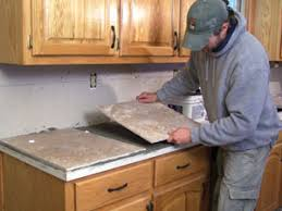 tile countertops. Simple Tile Lay Your Key Tiles First Inside Tile Countertops