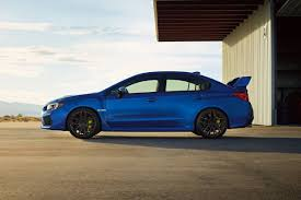 2018 subaru sedan. perfect 2018 2018 subaru wrx sti limited sedan exterior on subaru sedan