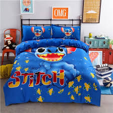 lilo stitch bed linen super