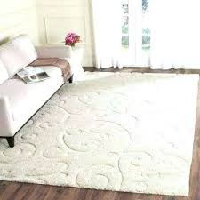 amazing fluffy area rugs the home depot gorgeous throw white rug 8x10