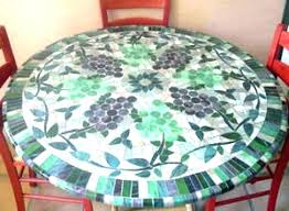 vinyl fitted table cover round vinyl tablecloth fitted vinyl table cloth round vinyl tablecloth with elastic