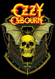 Download ozzy osbourne logo now. Too Many Skulls By Raf The Might For Ozzy Osbourne Facebook