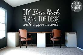 home office two desks. Medium Size Of Ikea Home Office Desks Beautiful And Creative Design For Two People With Double