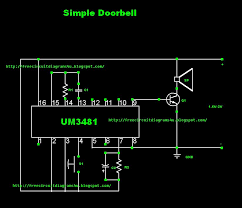 wiring diagram for a doorbell transformer images simple doorbell circuit diagram simple wiring diagram and circuit