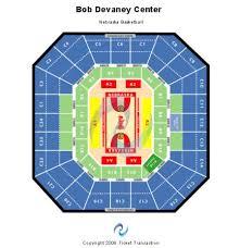 Bob Devaney Center Tickets And Bob Devaney Center Seating