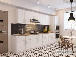 White Acrylic Kitchen Choose Kitchen Cabinets Online At Affordable