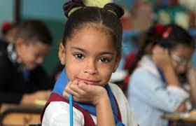 Inicio curso escolar Santiago de Cuba