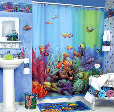 15 Elegant Bathroom Shower Curtain Ideas U2013 Home And Gardening IdeasColorful Bathroom Sets