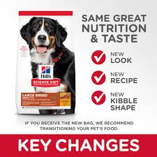 Hills Science Diet Adult Large Breed Chicken Barley